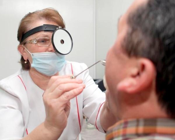 Оториноларингологія або ЛОР