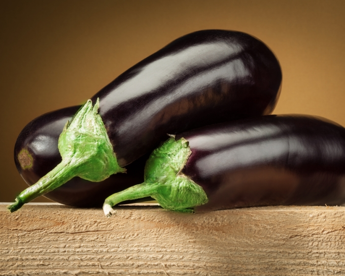 effectiveness of eggplant extract and g